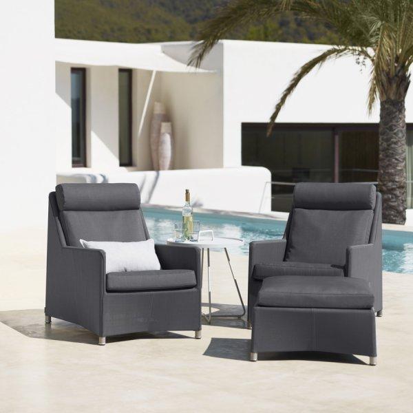 DIAMOND Highback Lounge Chair