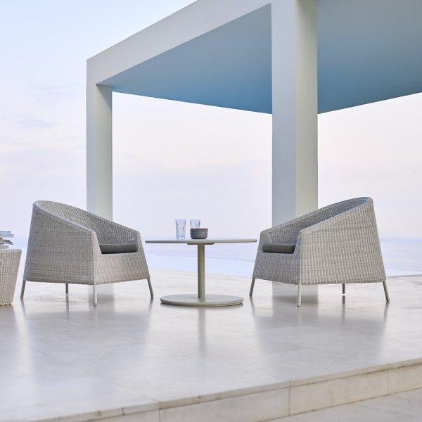 KINGSTON Outdoor Lounge Chair WGU Design