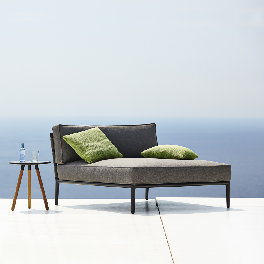 Conic daybed outdoor furniture daybed wgu design