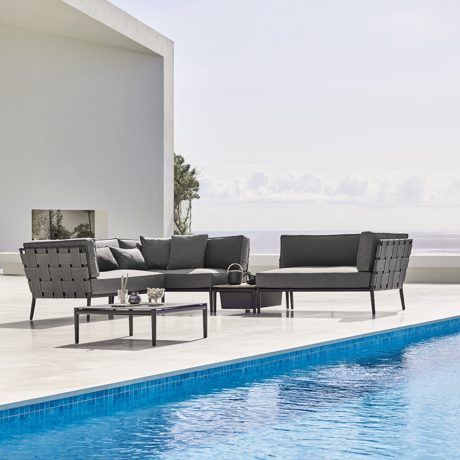Conic modular sets outdoor furniture wgu design australia