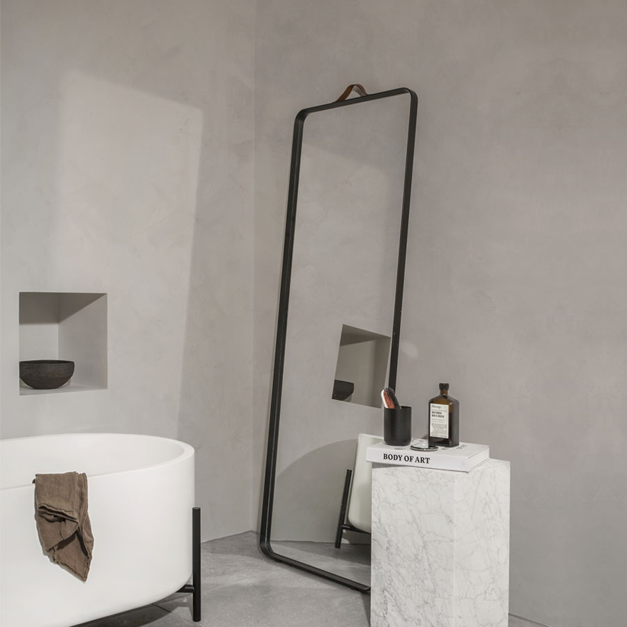Norm Floor Mirror Menu A S Collection Wgu Design