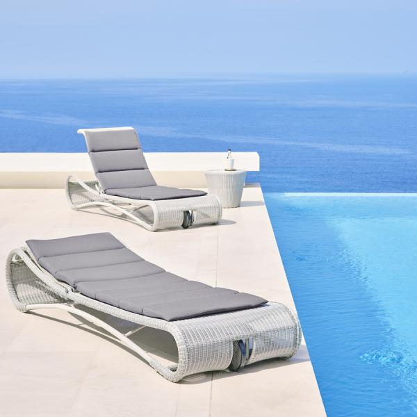 ESCAPE Sunbed WGU Design