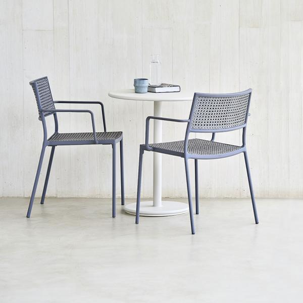 LESS Dining Armchair WGU Design
