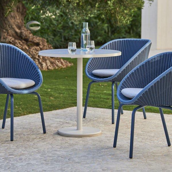 GO Cafe Table WGU Design Cane-line