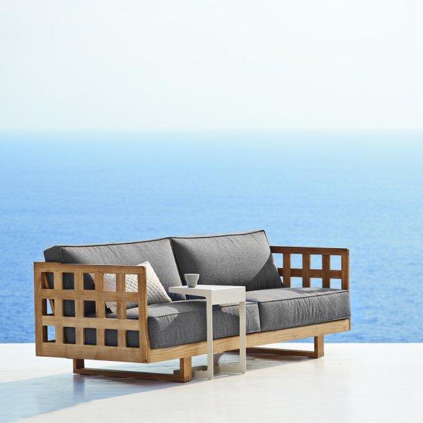 SQUARE 3 Seater Sofa