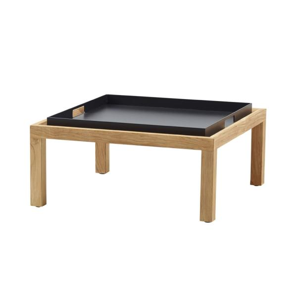SQUARE Coffee Table/Footstool WGU Design Cane-line Outdoor