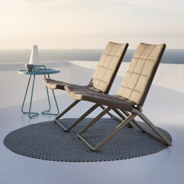 TRAVELLER Lounge Chair