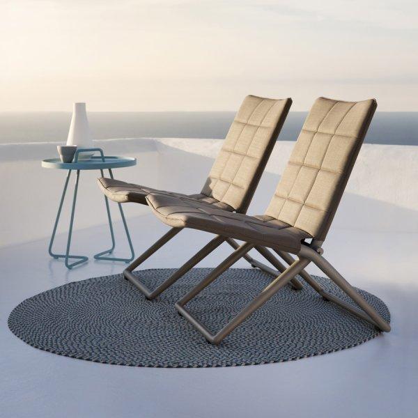 TRAVELLER Lounge Chair