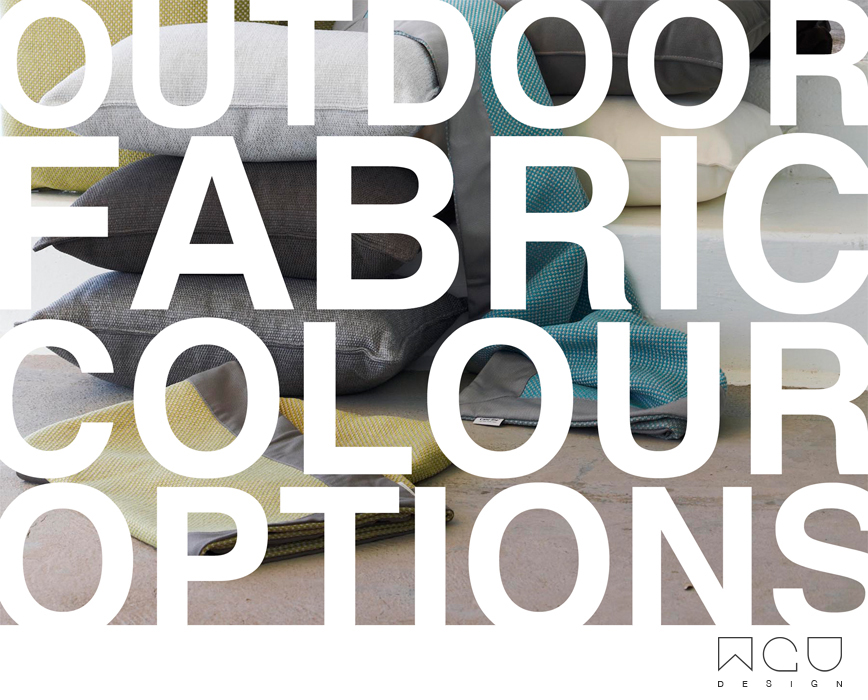 Outdoor Fabric Colour Brochure