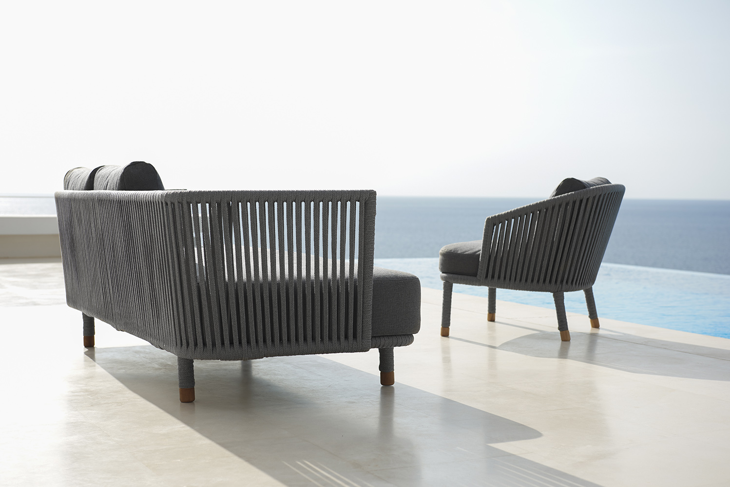moments lounge chair by cane line wgu design outdoor collection