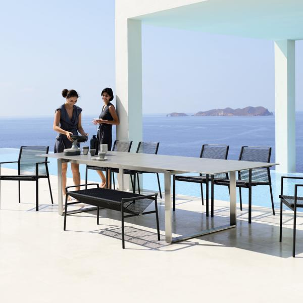 Core Dining Table Cane Line In Australia Wgu Design