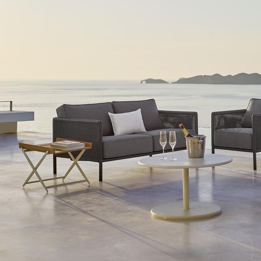 Encore 2 Seater Sofa By Cane Line Wgu Design Australia
