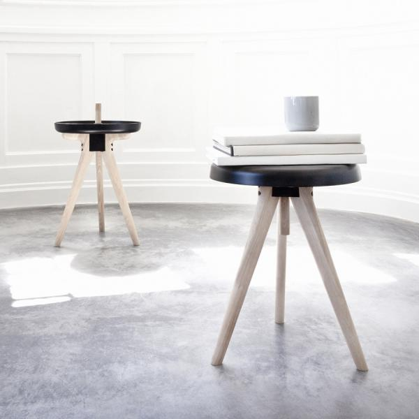 FLIP AROUND Side Table/Stool