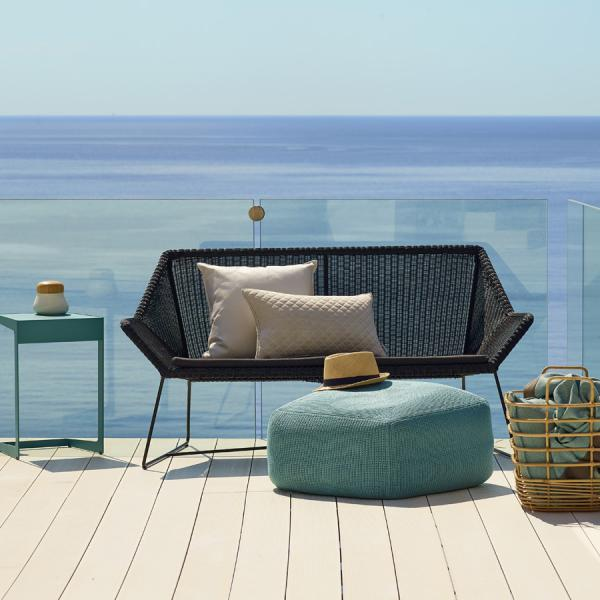 BREEZE 2 Seater Sofa - Cane-line Outdoor Collection - WGU Design