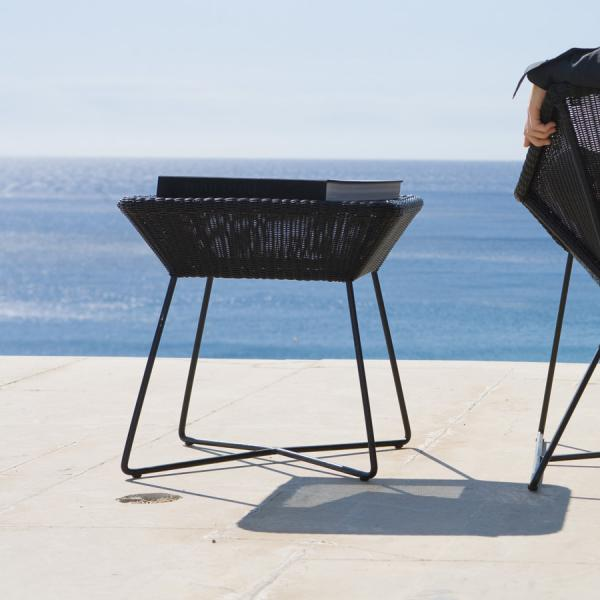 Breeze side table - Cane-line Outdoor Collection - WGU Design