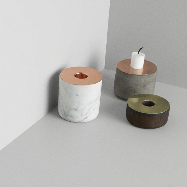 CHUNK Candleholder