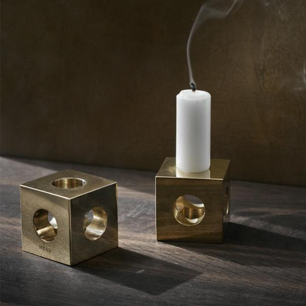 CUBE Candleholder