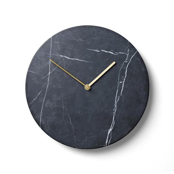 NORM Marble Wall Clock