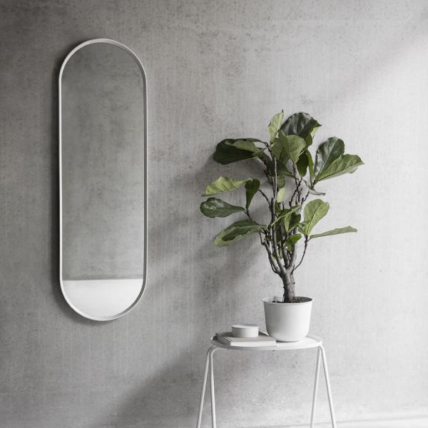 NORM Wall Mirror - Oval WGU Design