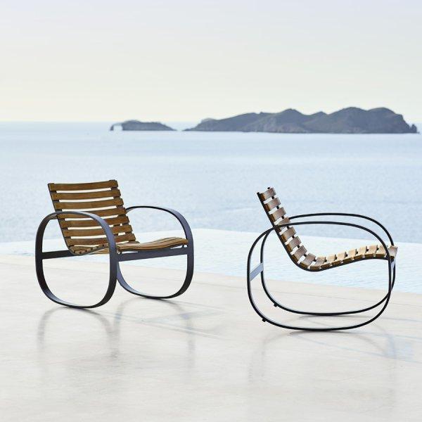 PARC Rocking Chair WGU Design