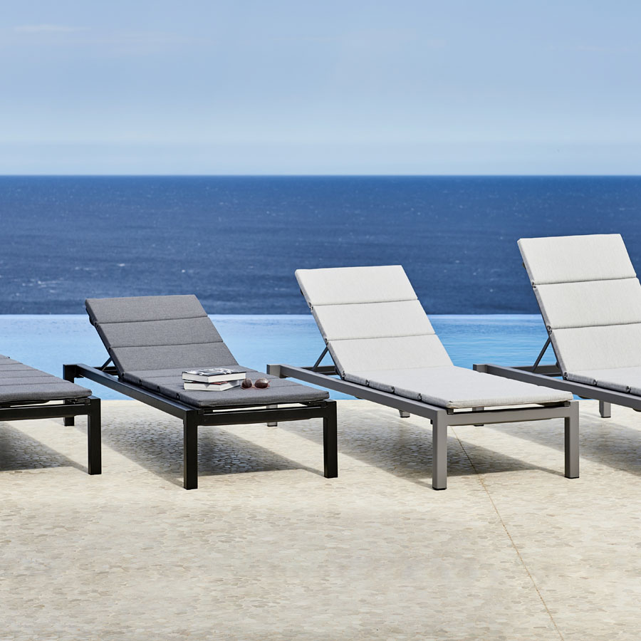 RELAX Sunbed - Cane-line Outdoor - WGU Design