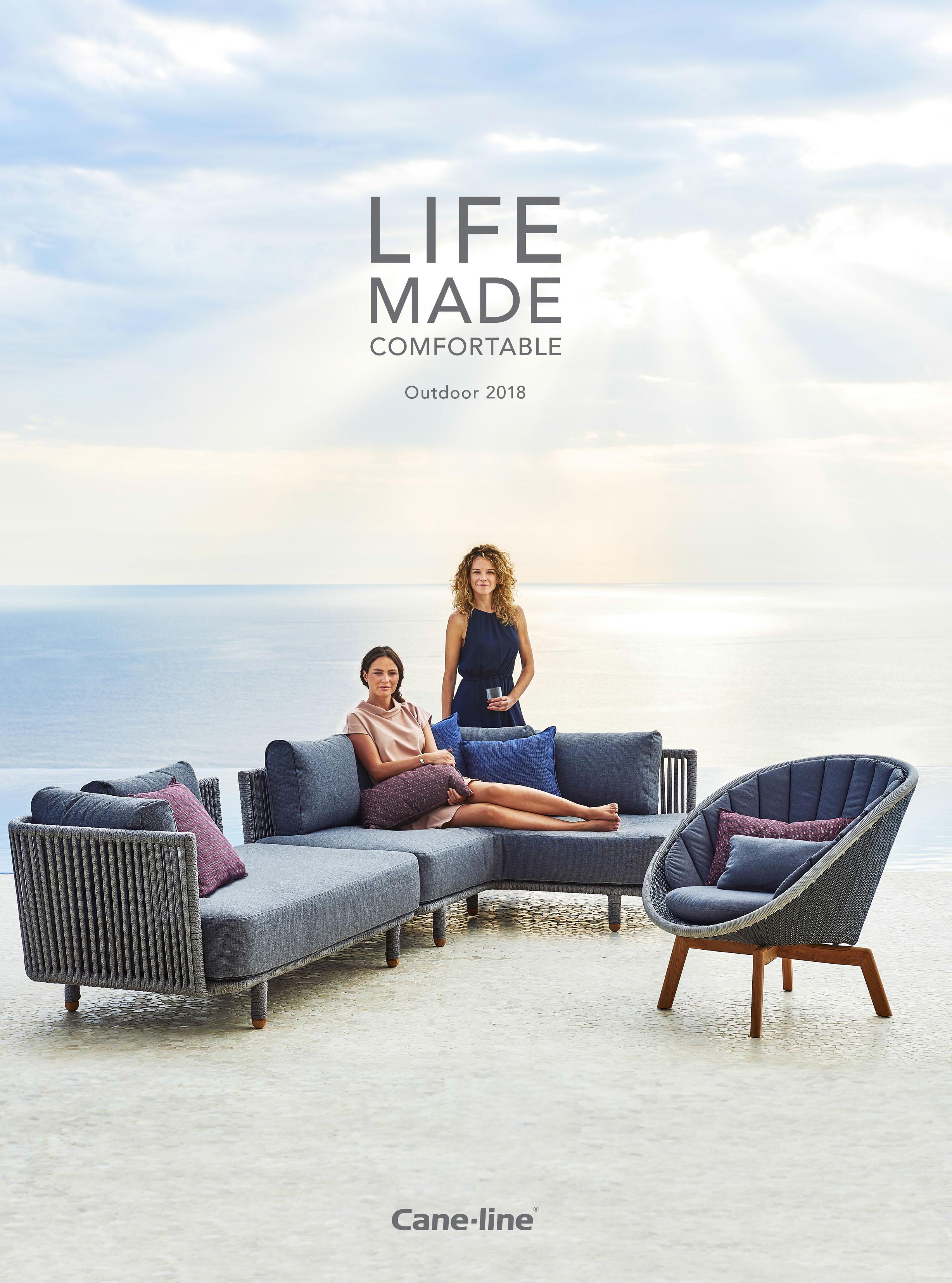 Cane-line Brochure Outdoor 2018