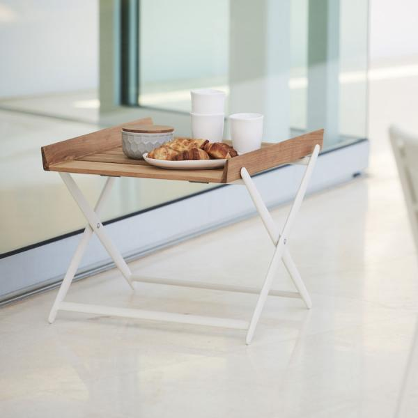 RAIL Folding Side Table