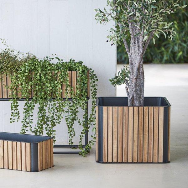 COMBINE Planter - Cane-line Outdoor Collection - WGU Design Australia