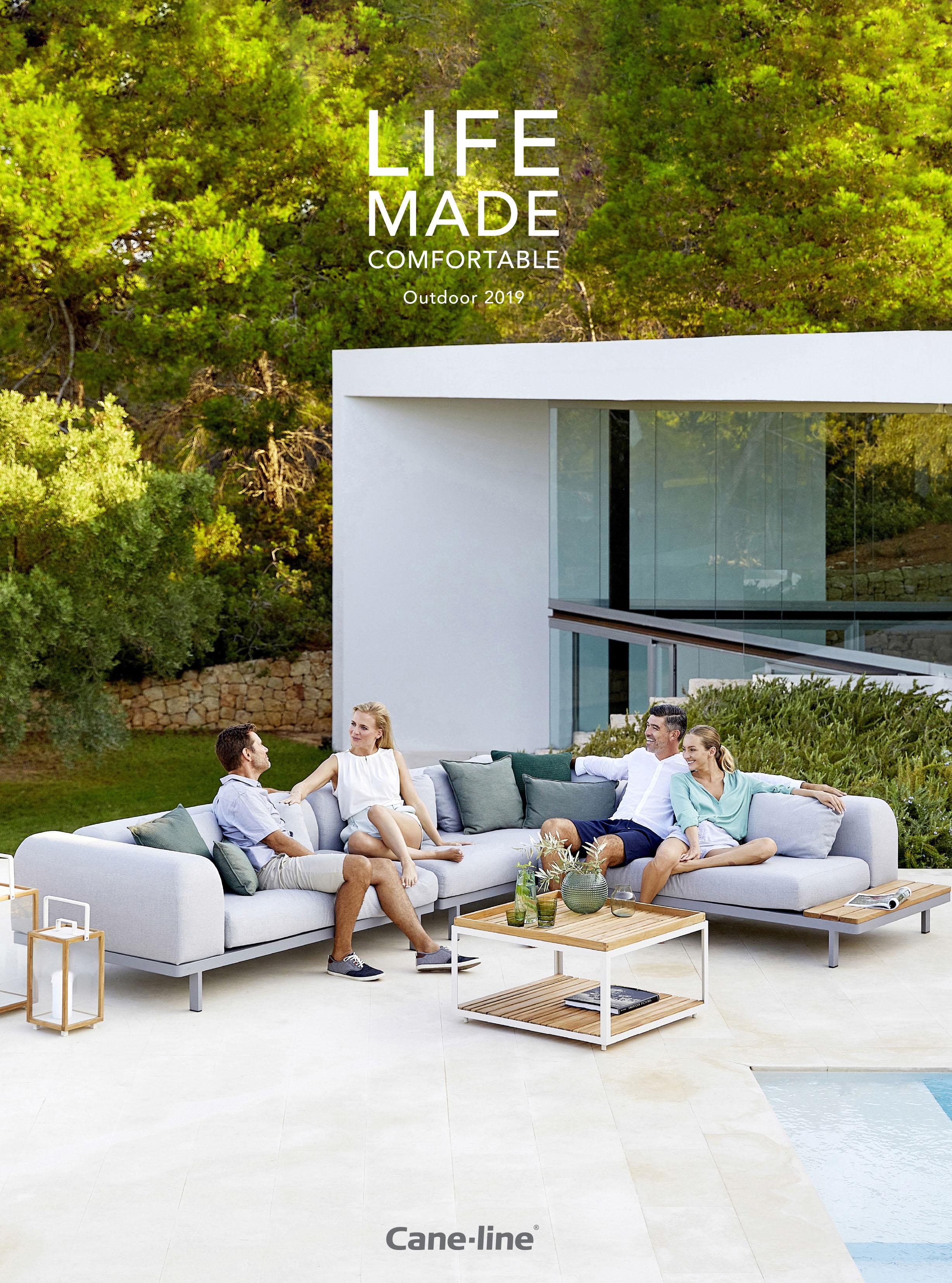 Cane-line Brochure Outdoor 2019