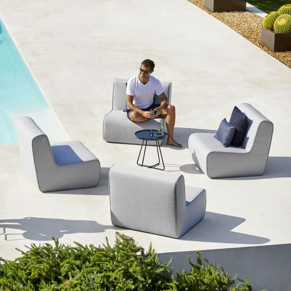 FOAM Modular Sofa - Can-line Outdoor Furniture - WGU Design Collection