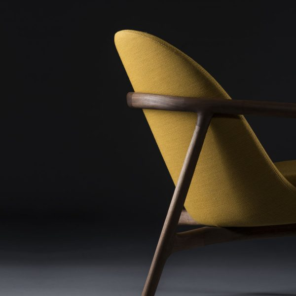 NEVA Lounge Chair - Artisan Collection - WGU Design