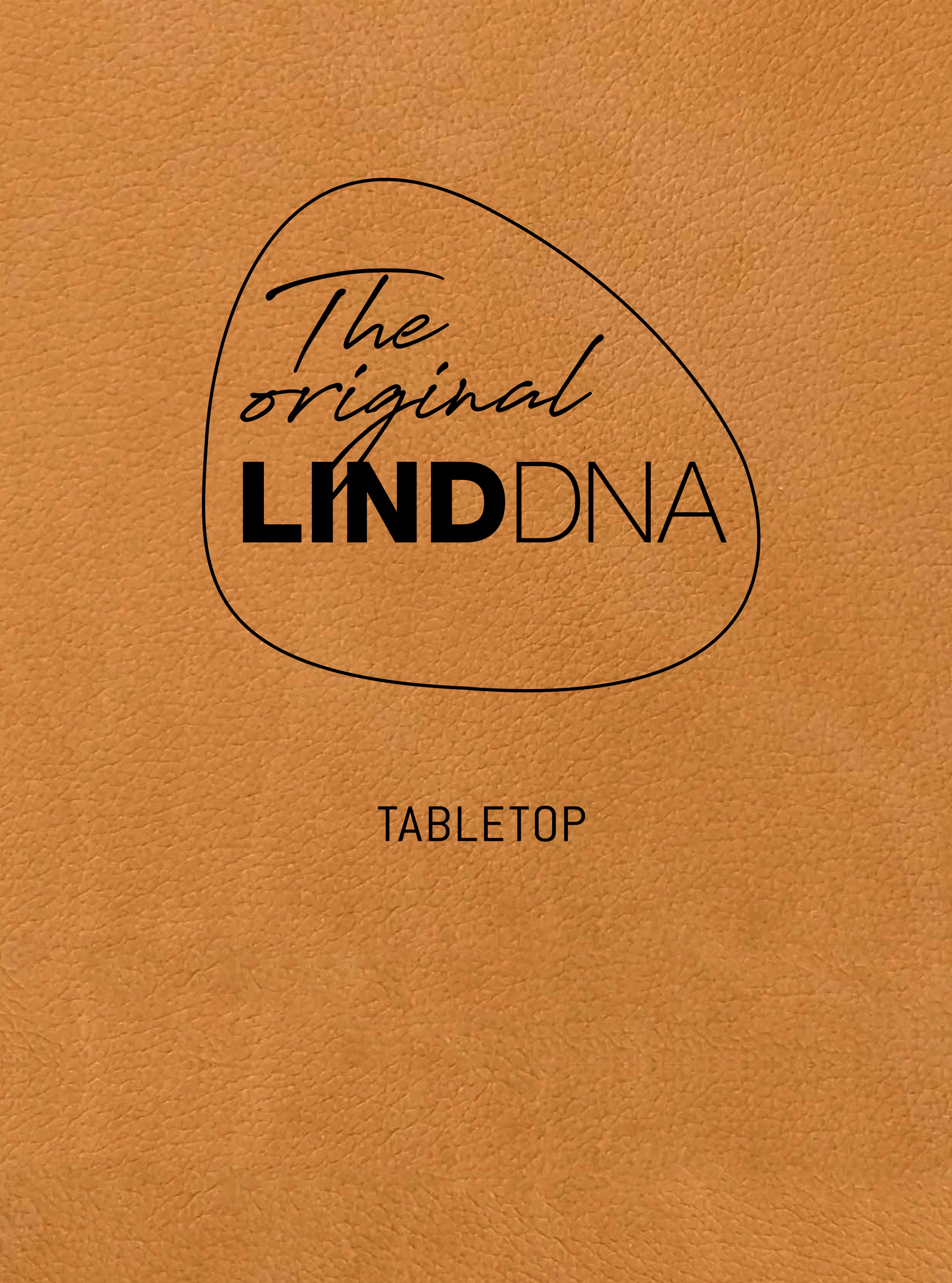 LindDNA Table Top Brochure 2019/2020