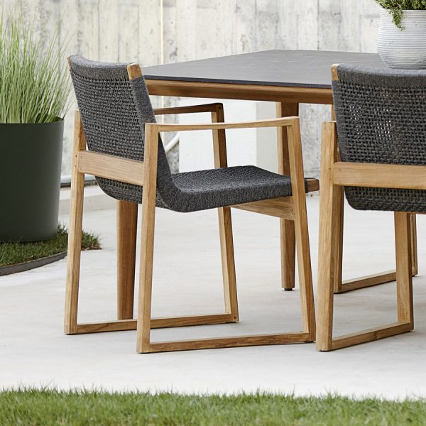ENDLESS Dining Chair - Cane-line Outdoor - WGU Design Collection