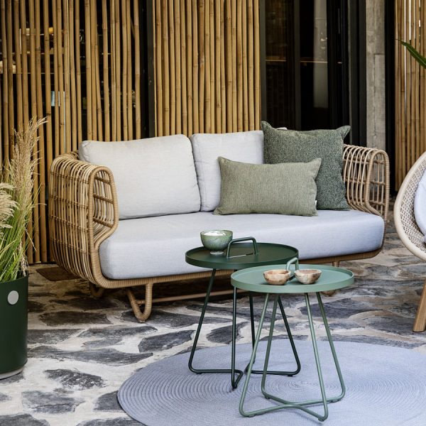 NEST Outdoor 2 Seater Sofa