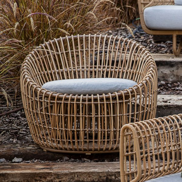 NEST Outdoor Round Chair