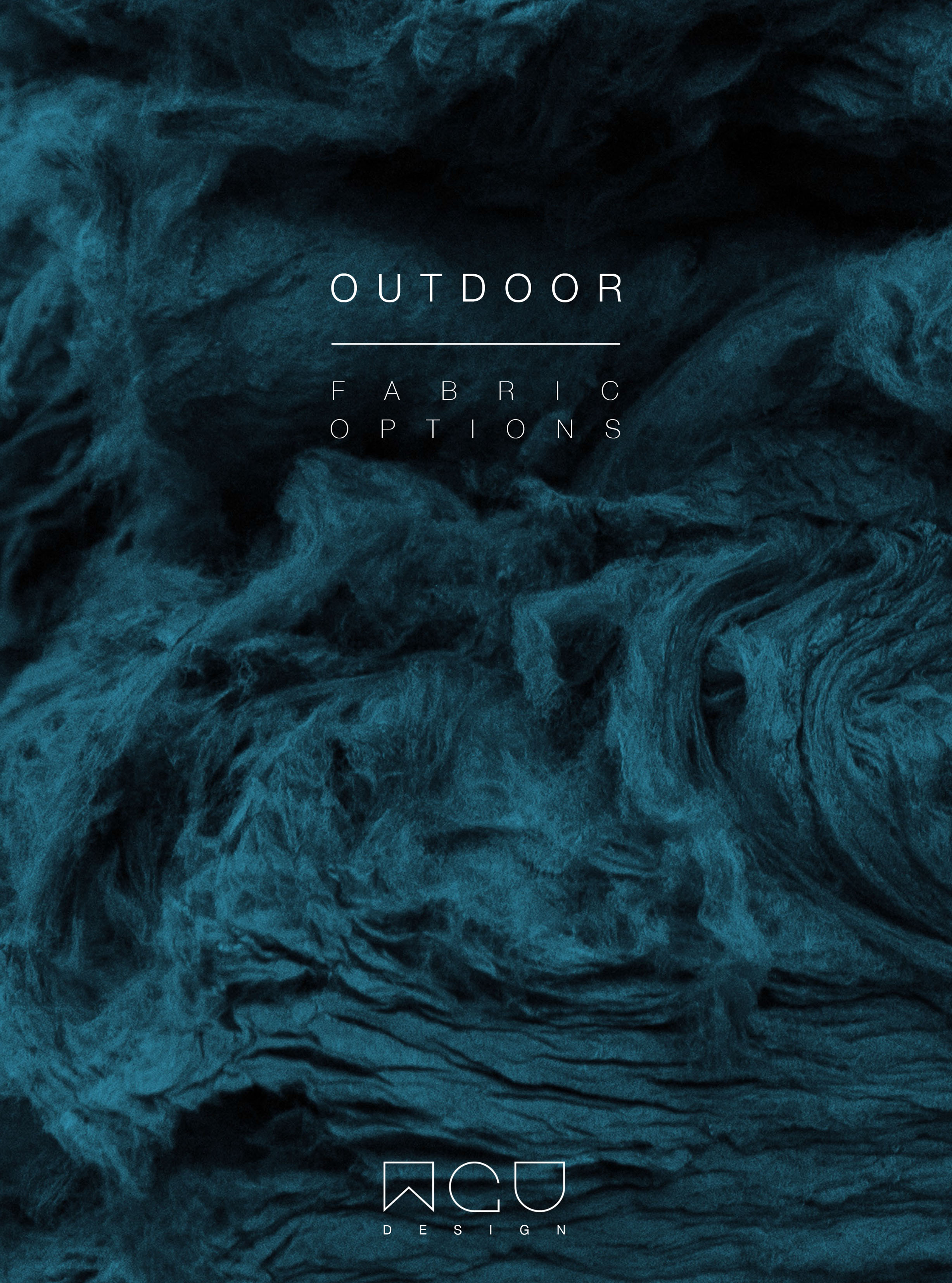 Outdoor Fabric Colour Options Brochure