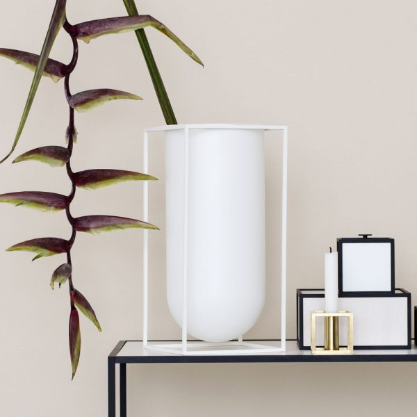 KUBUS Vase - by Lassen Collection - WGU Design