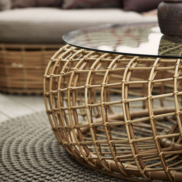 NEST Outdoor Footstool/Coffee Table